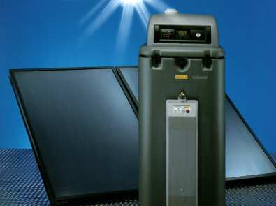 Gas Solar Unit Rotex