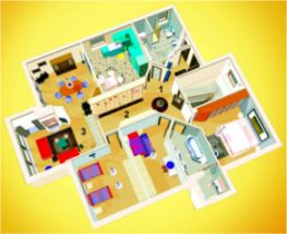 Distribuzione Spazi Interni Casa.Lo Spazio Della Casa Riflessioni Idee E Suggerimenti Per Vivere